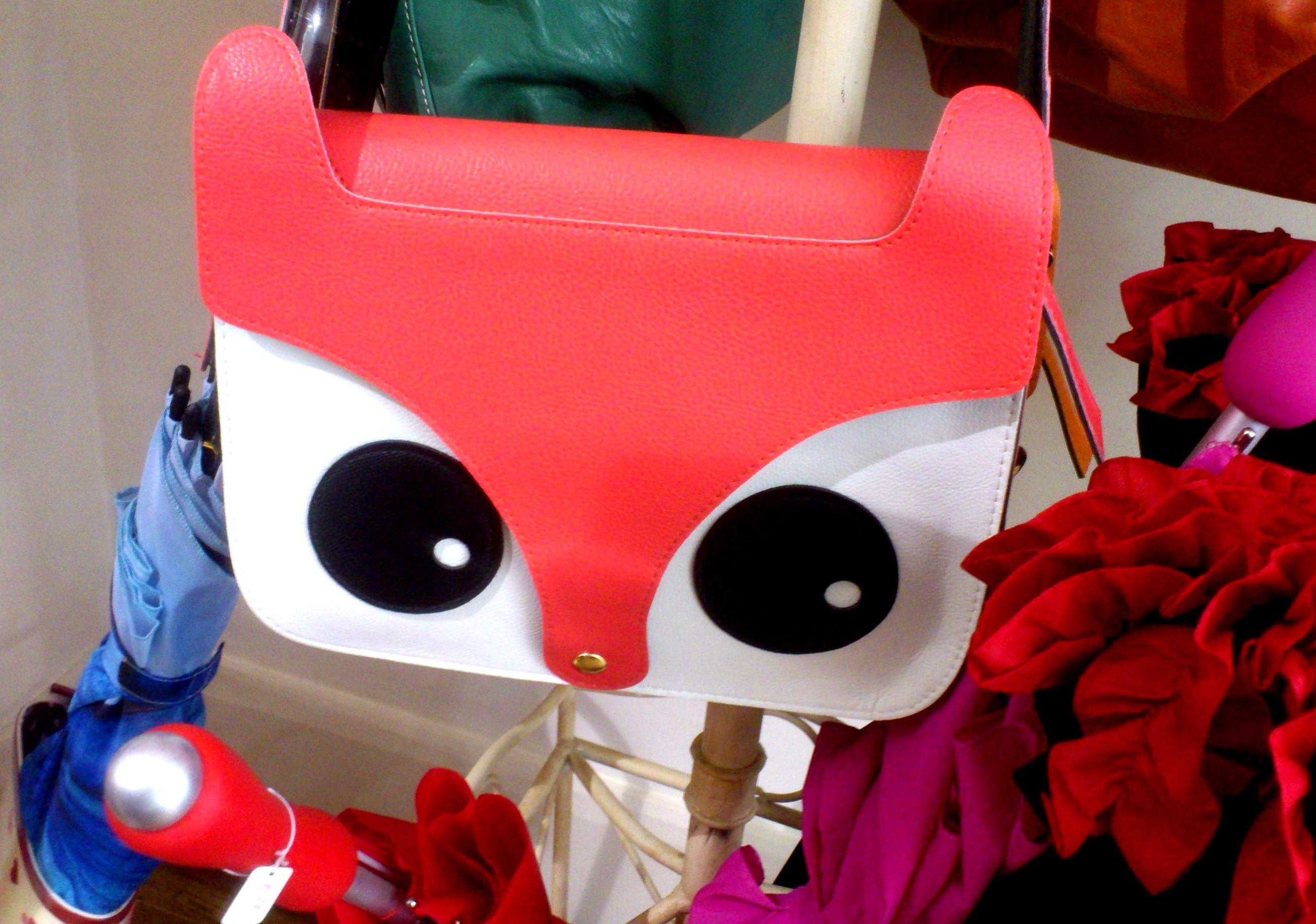 Owl bag Pink