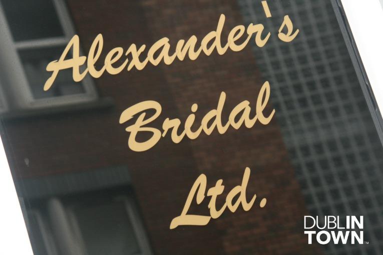 Alexander Bridal 1