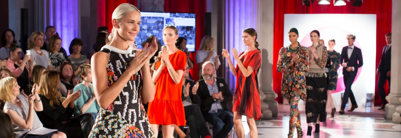 Dublin Fashion Festival Launch Party 2014