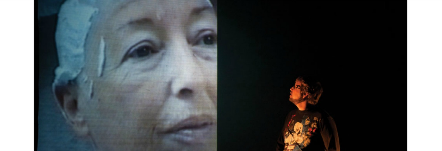 How to Disappear Completely – The Chop Theatre