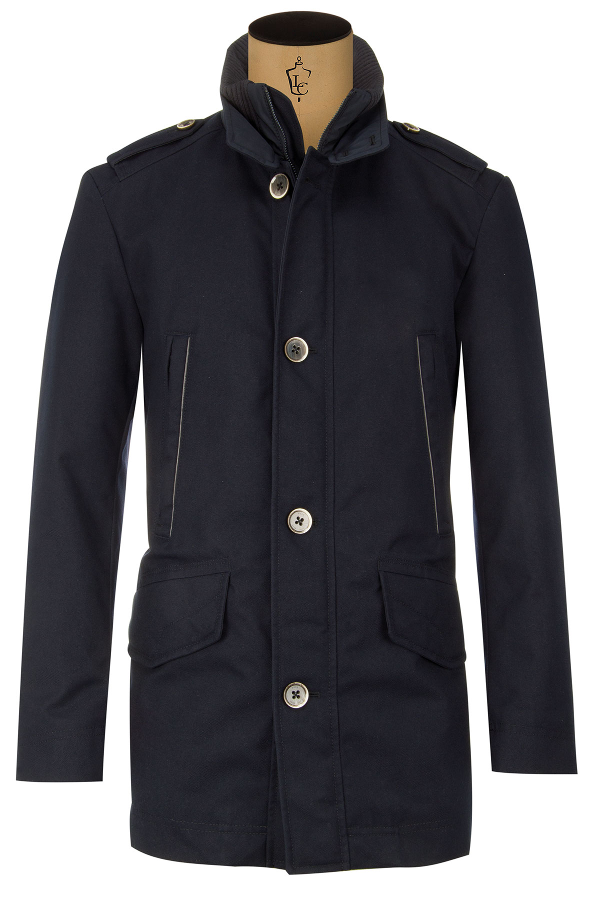 Hugo Boss Black Cossam Coat €549 at Louis Copeland – The Sidekick to a Suit