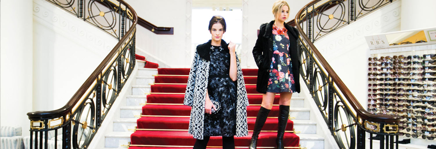 Seasonal Warmth at Clerys Autumn Winter Show