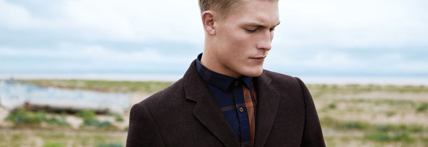 Mens Coats Autumn/Winter 2014