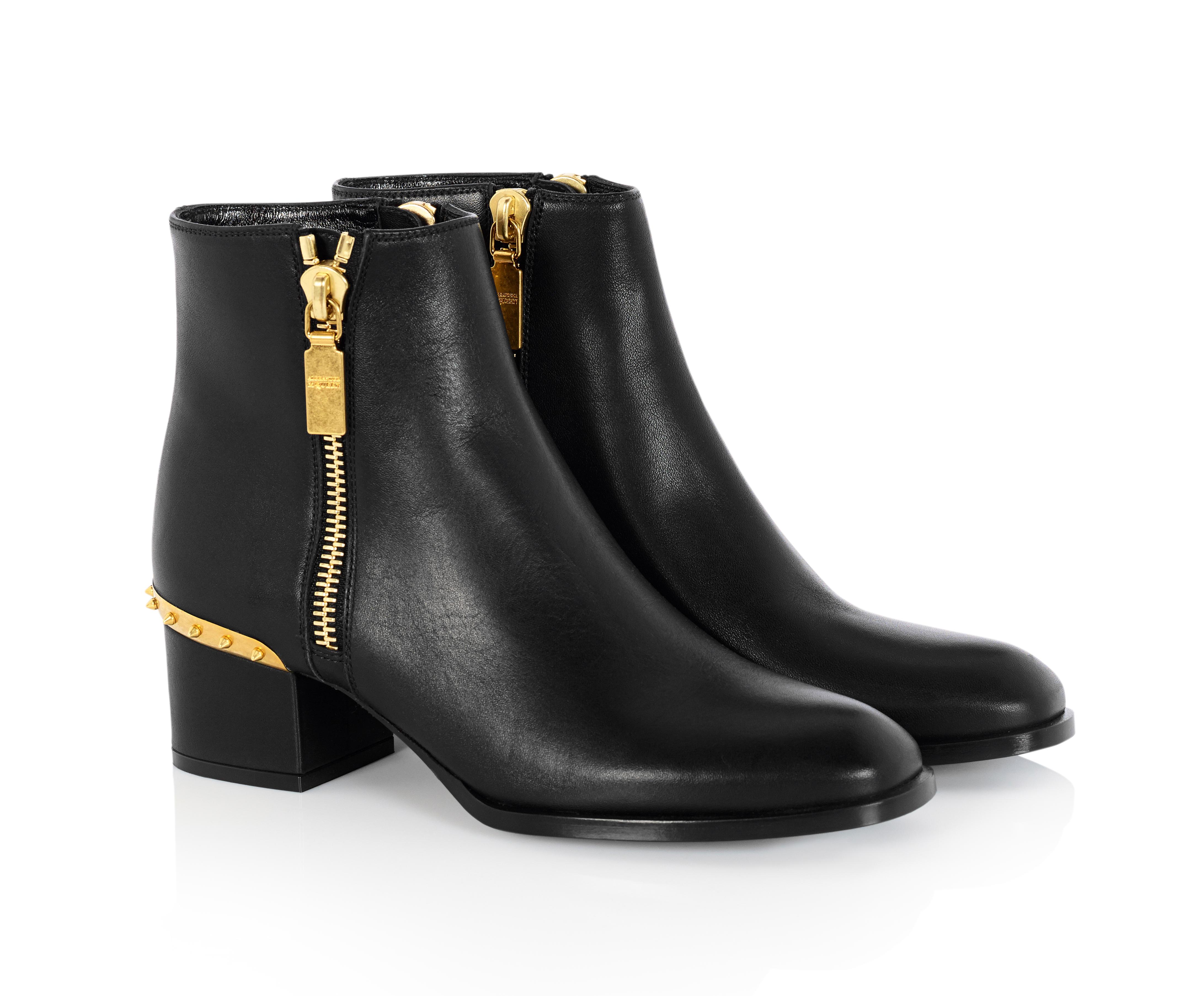 Alexander McQueen Spike Boot €985