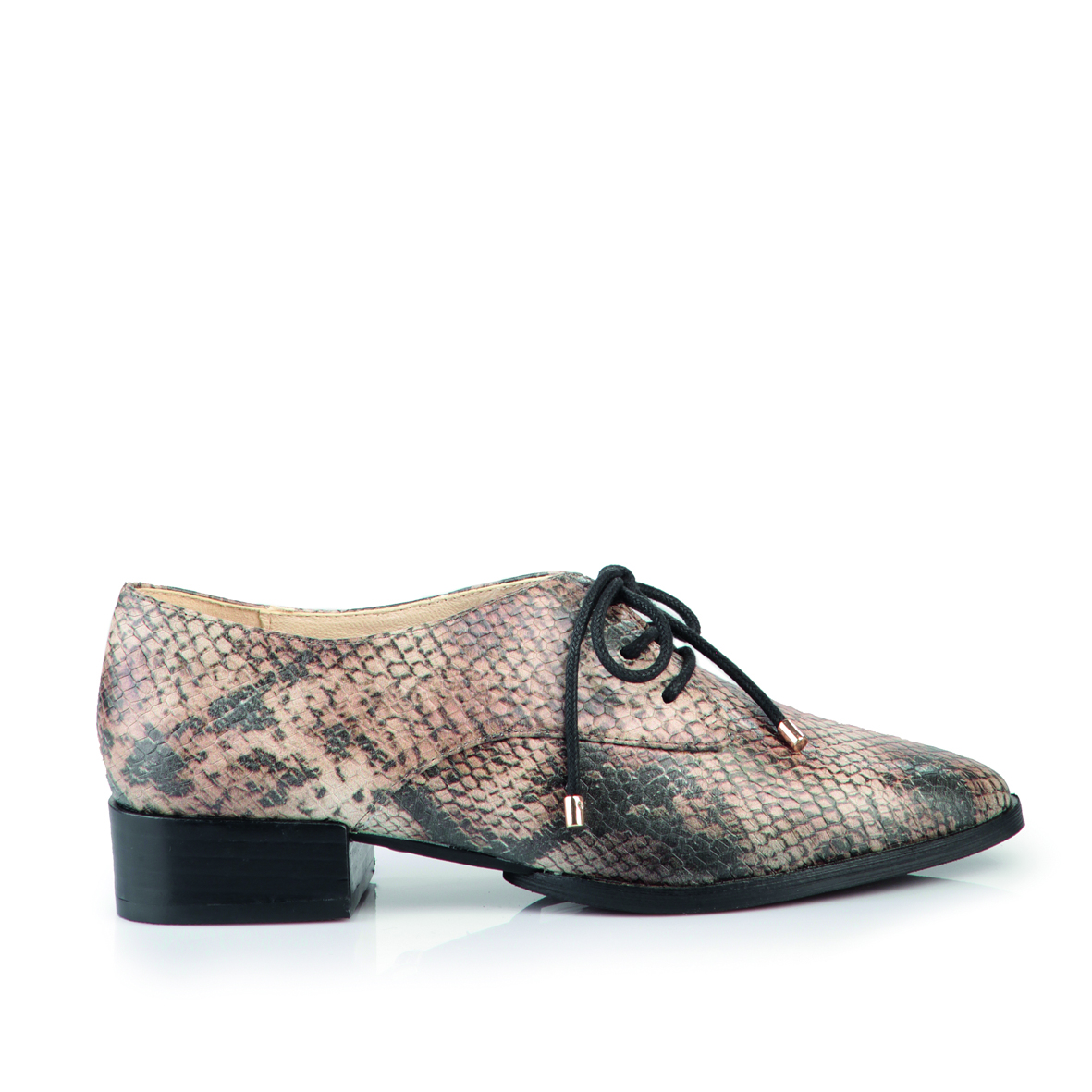 Buffalo Laurie Brogue Snake €145