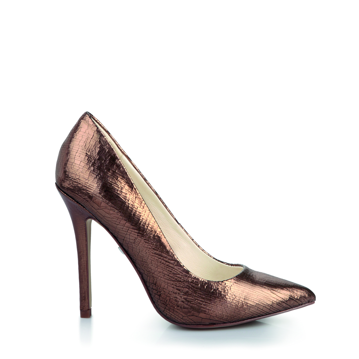 Buffalo Mercurie Stiletto Crack Bronze €120
