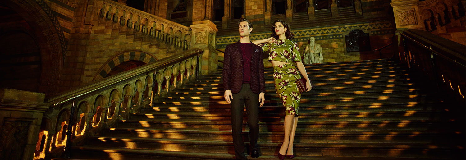 Ted Baker AW15 – Curiosities
