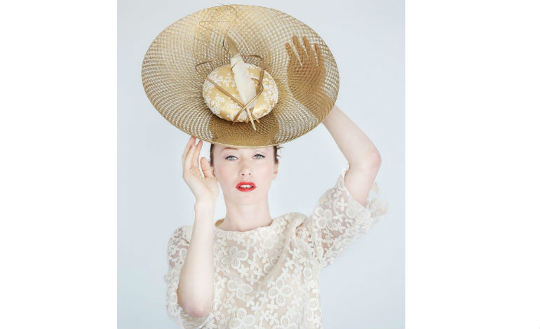 Aoife Kirwan Millinery Launches at Arnotts