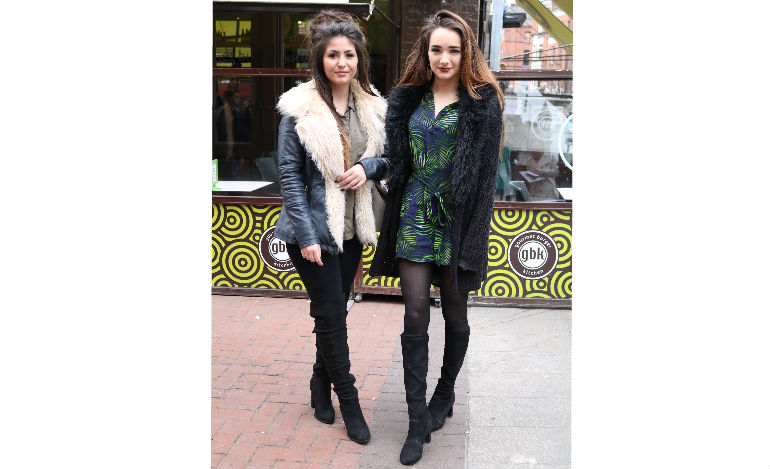 Outfits of Dublin Town