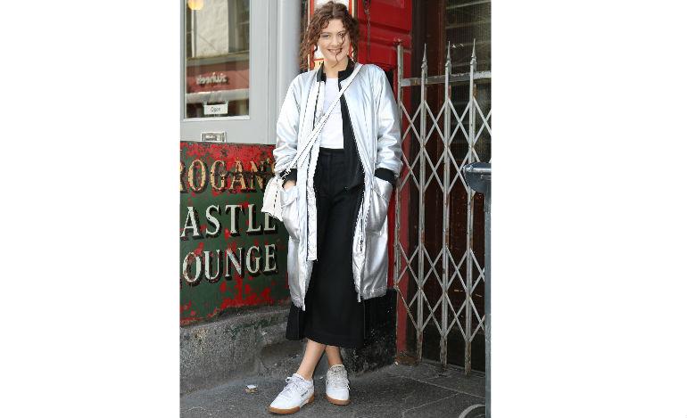 Dublin Fashion Street Style April 16