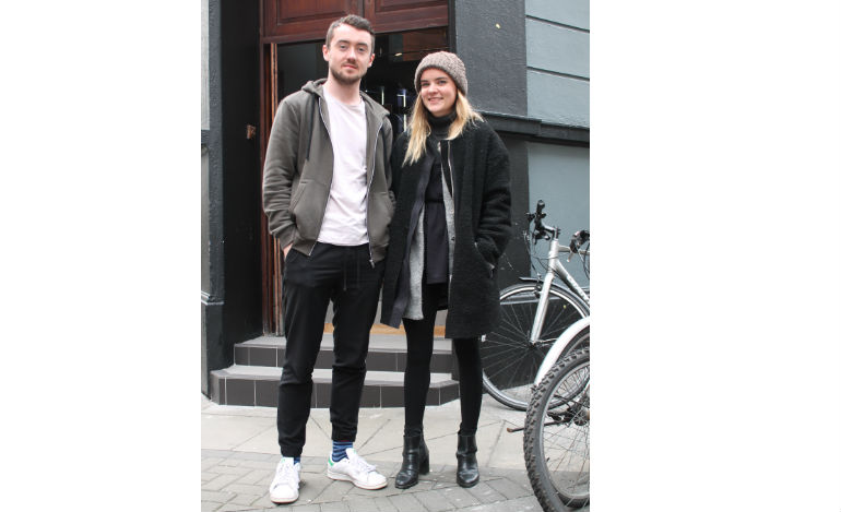 Dublin Fashion Street Style May 16