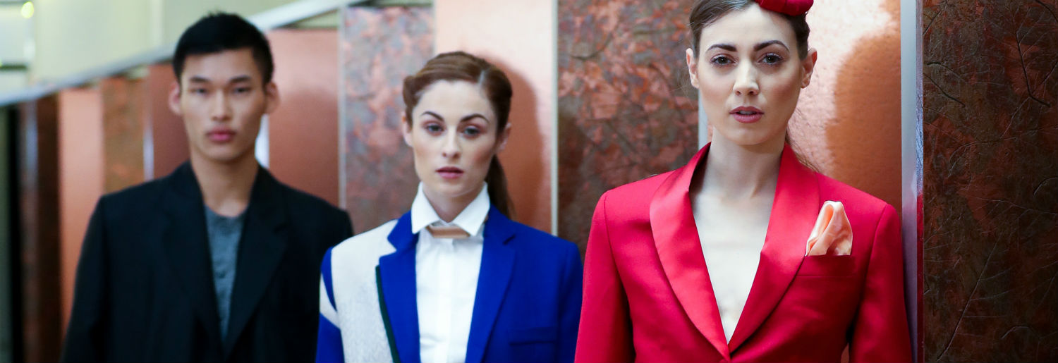 The National Tailoring Academy Graduate Show 2016