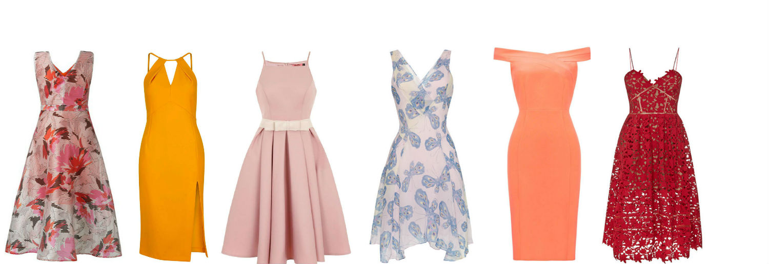 Summer Wedding Guest Dresses The Perfect S