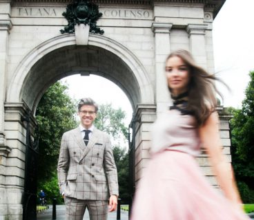 Darren Kennedy Dublin Fashion Festival