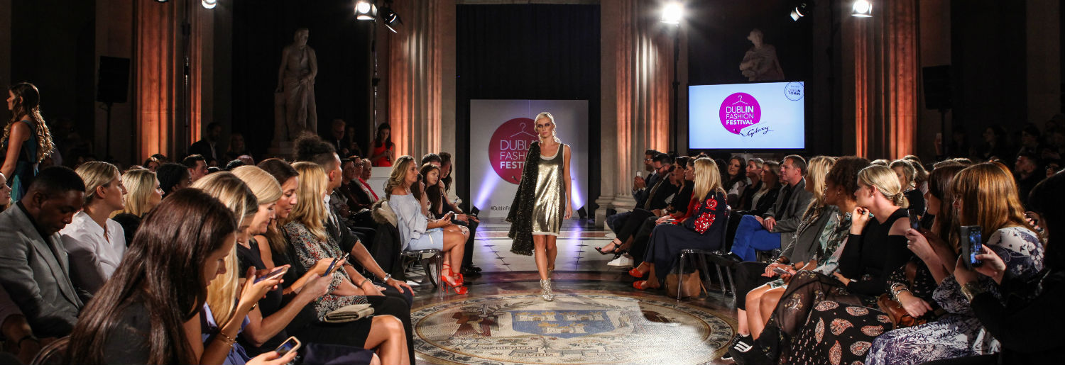 THE DEFINITIVE GUIDE TO  DUBLIN FASHION FESTIVAL 2016