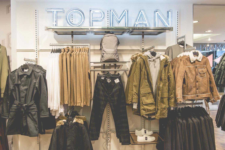 TOPMAN Store Re-launch on Grafton Street