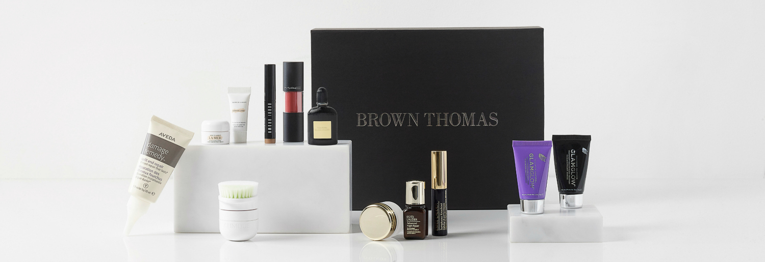 Brown Thomas Beauty Box Launches