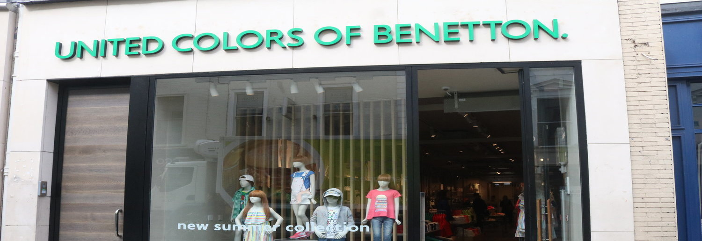 Benetton Kids has arrived to Grafton Street