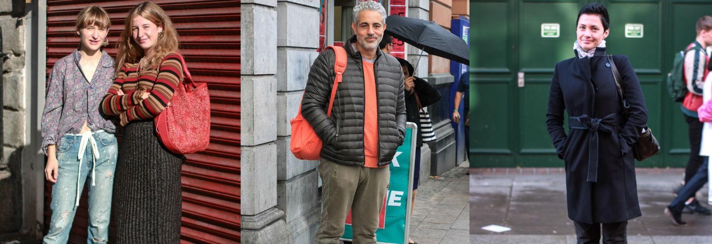October Street Style in #DublinTown