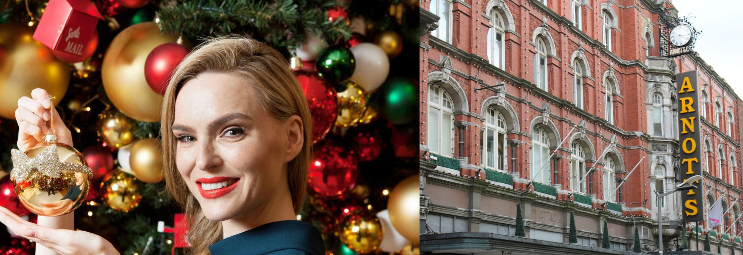 The Christmas Shop at Arnotts is Unveiled