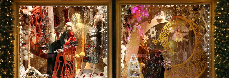 Christmas Shopping at Brown Thomas a festive wonder!