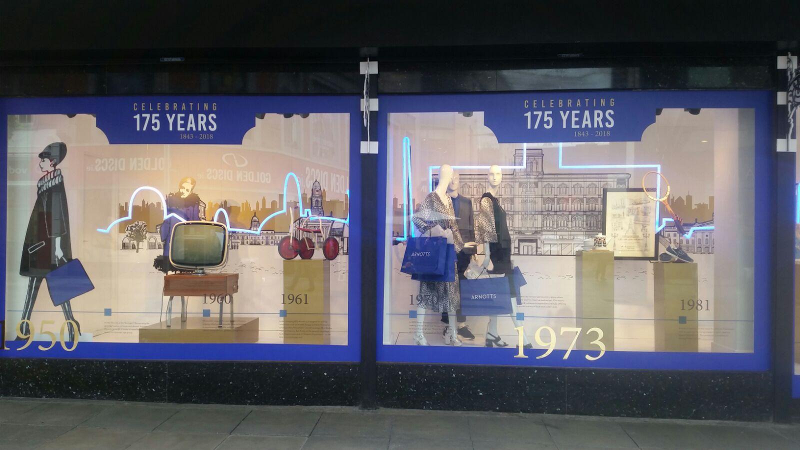 Arnotts Celebrates 175 Years
