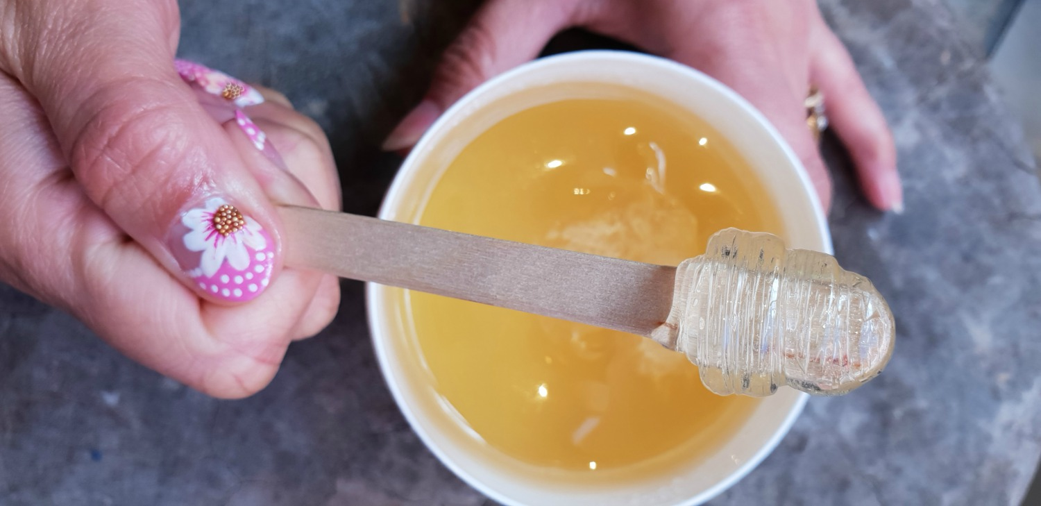 An alternative to waxing is sugaring at SkinFull Affairs Dublin