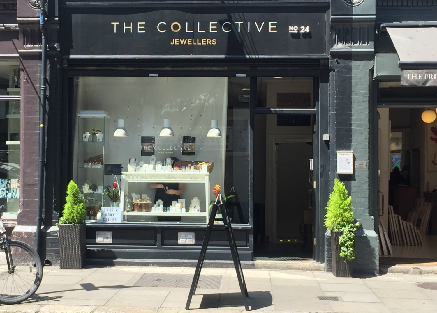 The Collective Designs Birthday Jewellery Collection