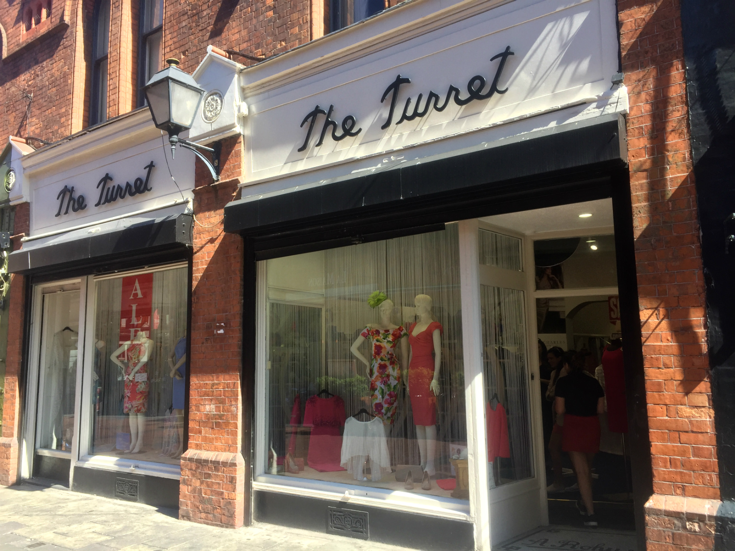 The Turret Boutique is Classy, Sophisticated with Dresses For All Occasions