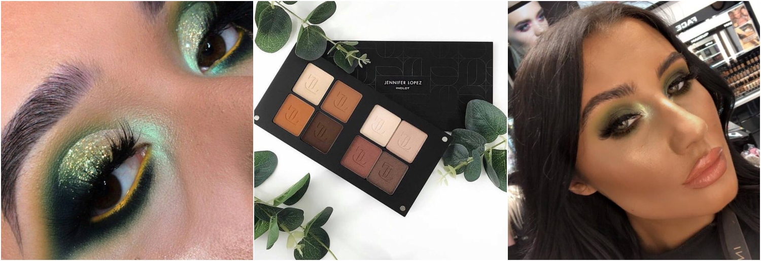 Inglot Cosmetics St Patrick's Day Sale