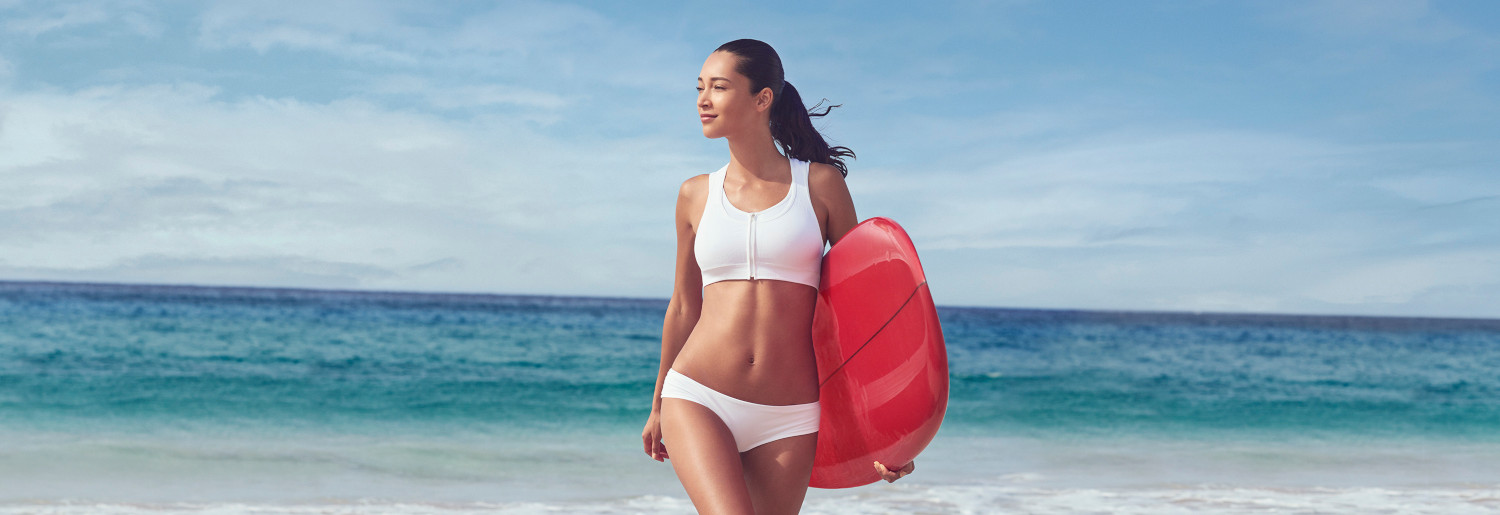 Sun Protection With Clarins' New Sun Care Range