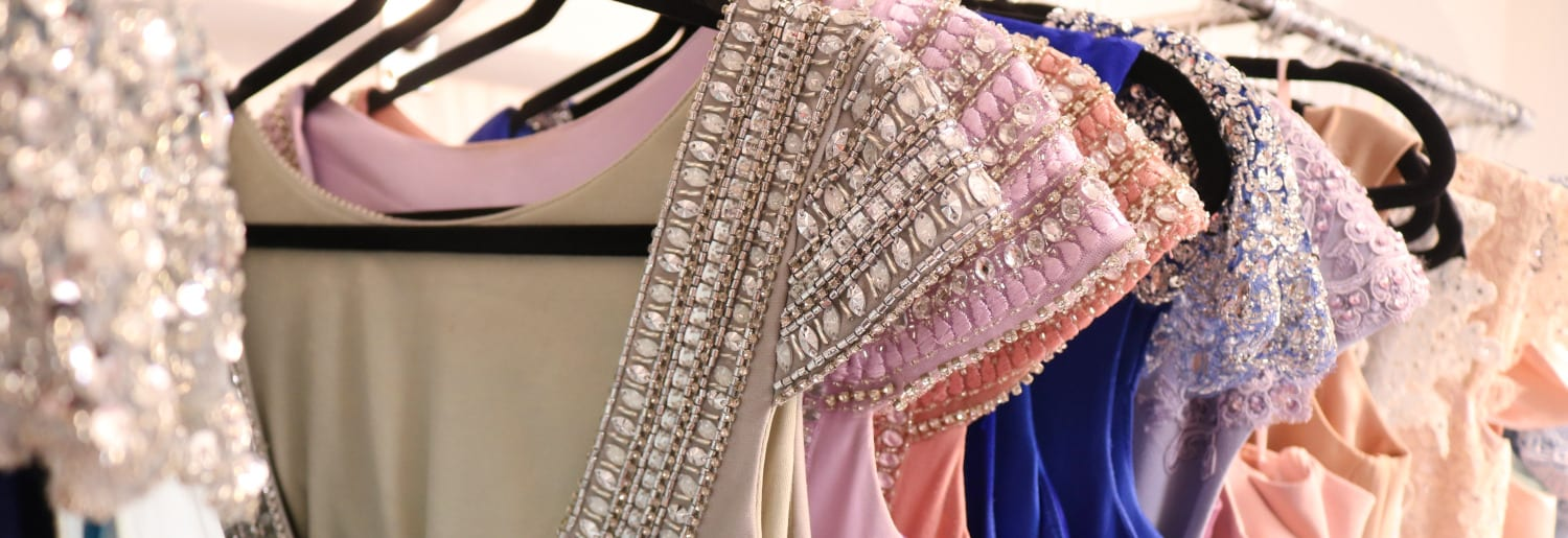 Finding THE Debs Dress at Starla Boutique