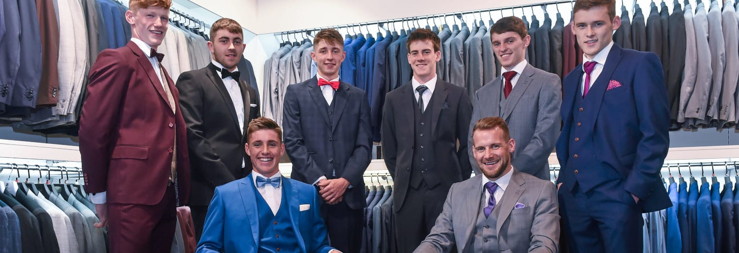 Debs Suits: Where To Get Yours in Dublin Town