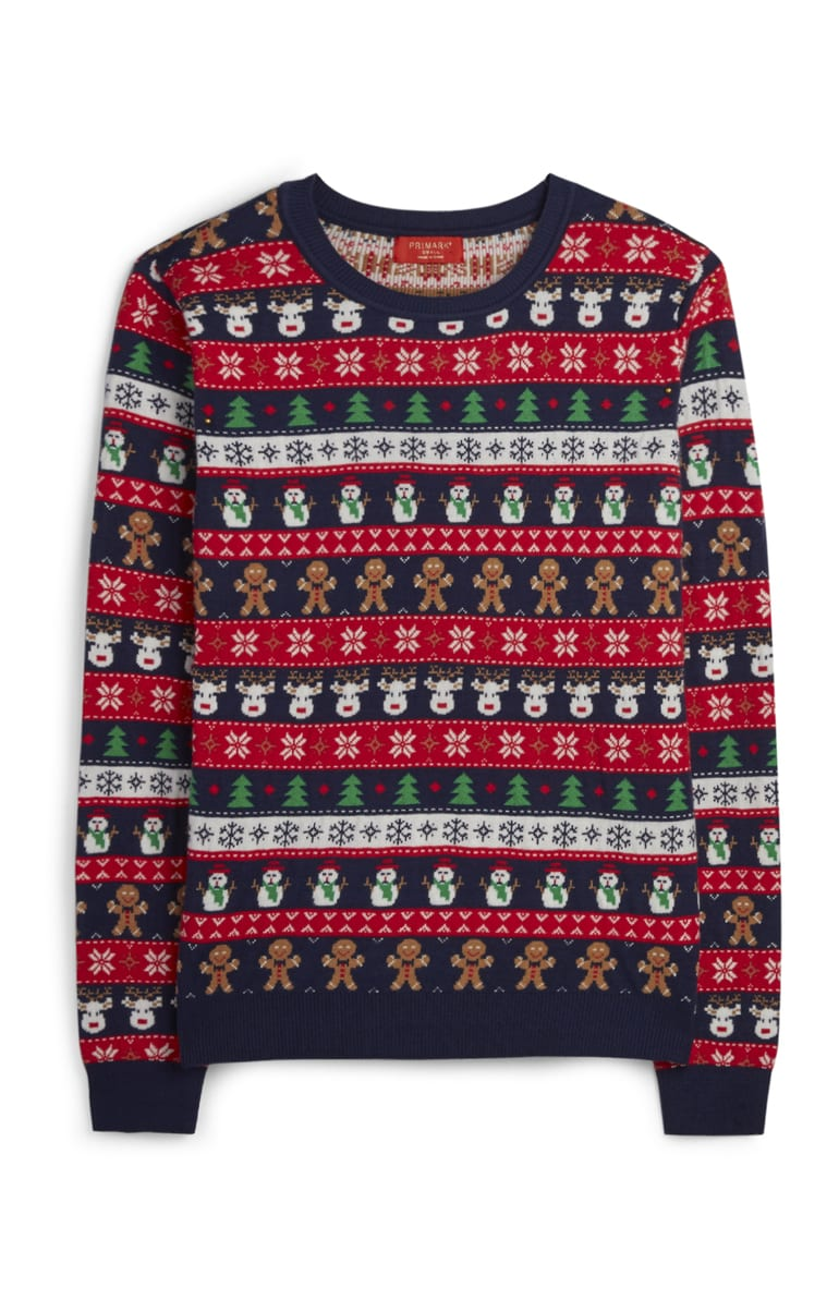 Christmas Jumpers From Penneys Dublintown